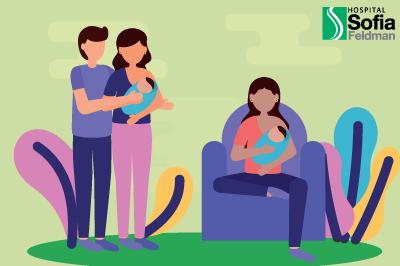 Sofia realiza capacitação para manejo em aleitamento materno
