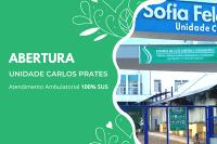 Abertura Unidade Carlos Prates - Atendimento Ambulatorial 100% SUS