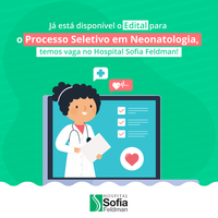 Edital Para o Processo Seletivo de Neonatologia